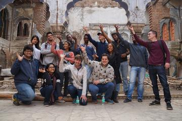 3-Hour Private Walking Tour: Old Delhi Heritage with Rickshaw Ride