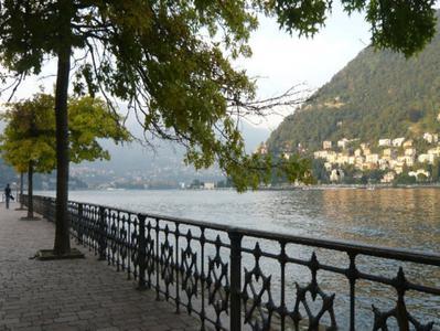 Lake Como Winter Tour