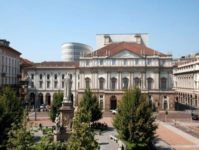 La Scala Museum and Theater Tour with Entrance Ticket