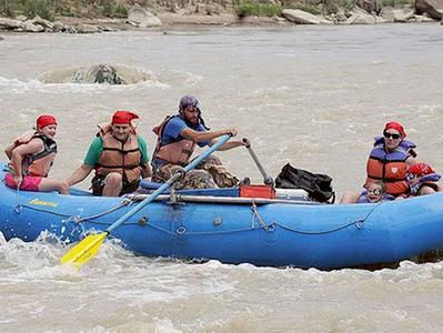 Scenic Colorado Full Day Raft Adventure