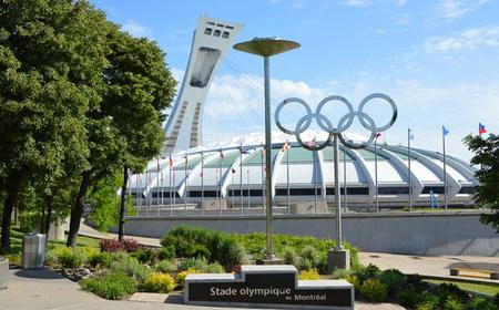 Montreal Tower Observatory & Optional Olympic Stadium Tour