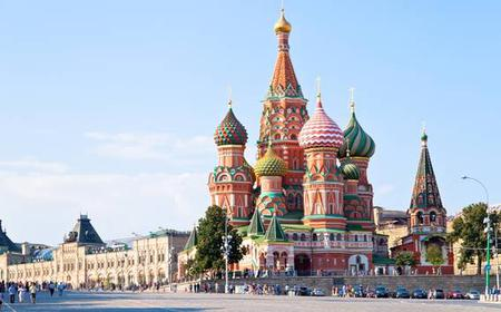 Moscow: Half-Day Private Sightseeing Tour