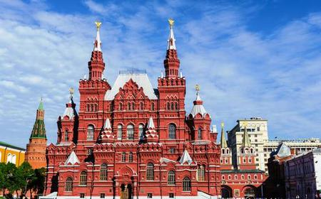 State Historical Museum in Moscow: 3-Hour Private Tour