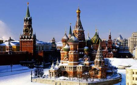 Moscow: Private October Revolution Tour