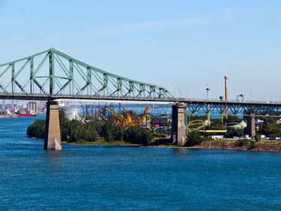 Montreal 60 Minute Cruise on Saint Lawrence River