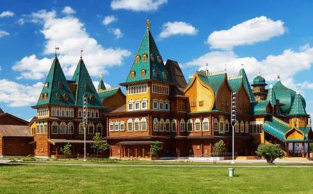 Private Day Tour of Kolomna and Bronnitsy