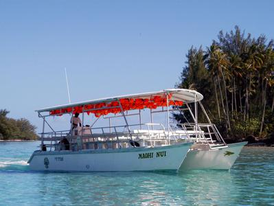 Moorea Lagoon Cruise with Picnic Lunch on a Motu