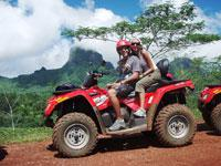 Moorea ATV Half Day Adventure Tour - Private