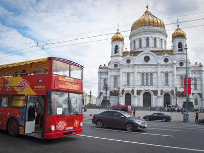 City Sightseeing Moscow Hop On Hop Off Tour
