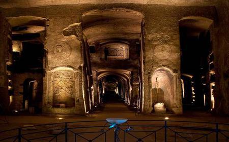 Naples Catacombs Tour