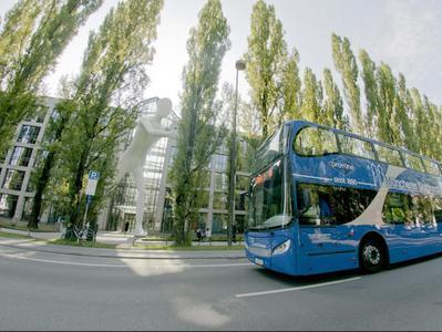 Munich Hop On Hop Off Express City Circle Tour