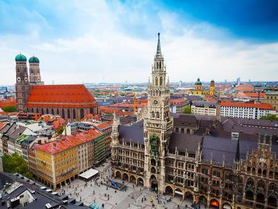 Munich Grand Value Hop On Hop Off Tour - 1 day ticket