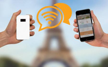 Pocket WiFi: Unlimited Internet All Over Nice