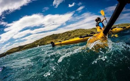 Mediterranean Kayaking - Island Pag Day Adventure