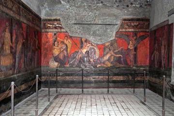 Pompeii and Mt Vesuvius 4x4 Sightseeing Tour