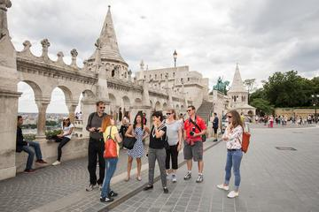 Private Walking Tour: Budapest Castle District