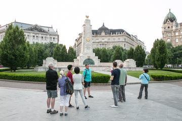 Small-Group Budapest History Walking Tour: Communism, Revolution, WWI and WWII