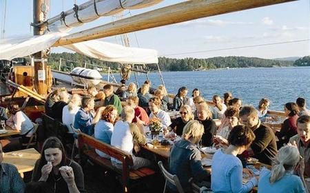 Set Sail in Oslo: 3-Hour Jazz and Buffet Cruise