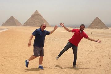 Shore Excursion: Overnight Private Tour to Cairo from Port Said