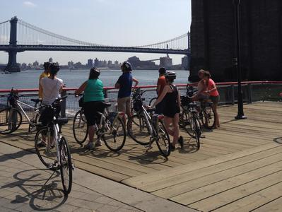 Bike the Waterfront and Central Park Tour