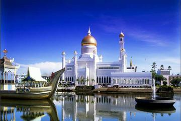Full Day City and Water Village Tour with Lunch in Brunei