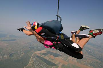 Bucharest SkyDiving Experience