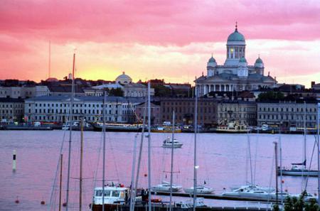 Shore Excursion: Helsinki Panoramic Bus Tour with Seurasaari Open-Air Museum Tour