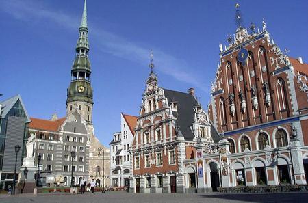 Private Shore Excursion: Best of Riga with Art Nouveau Museum Visit
