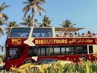 Muscat Hop On Hop Off Open Top Bus Tour