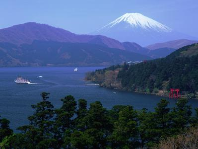 Mt. Fuji-Hakone 1-Day Tour from Nagoya by Shinkansen