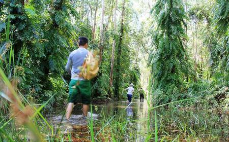 From Phu Quoc: Full-Day Hidden Nature Trails Tour