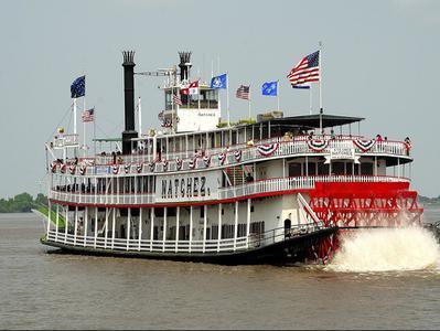 New Orleans Steamboat Natchez Evening Jazz Cruise