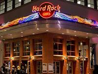 Hard Rock Cafe New Orleans Lunch or Dinner