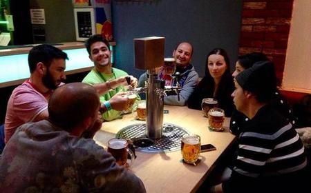 Prague: Beer Culture Tour with Beer Tasting