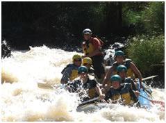 Nairobi: Full-Day White Water Rafting Adventure