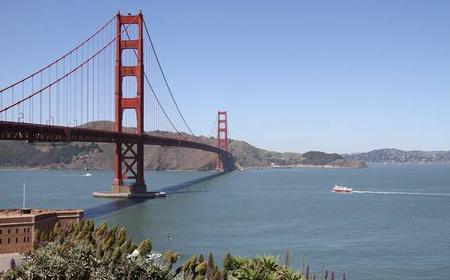Napa/Sonoma Wine Country Tour & Golden Gate Bay Cruise