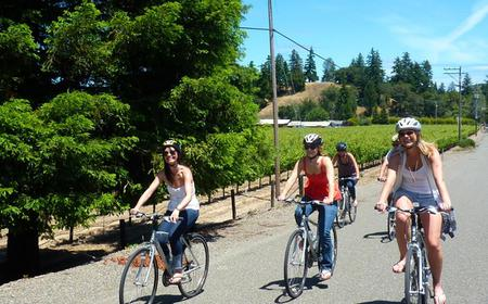 Full-Day Wine Country Bike Tour from San Francisco