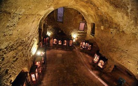 Naples: 1.5-Hour Underground Tour & Entrance Ticket