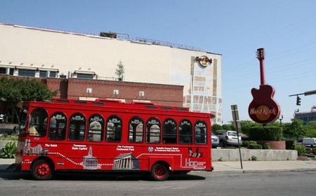 Nashville Trolley Hop-On and Hop-Off Tour