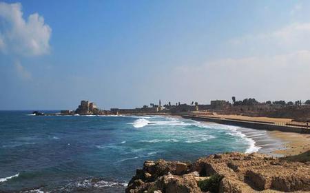 Nazareth, Sea of Galilee, and Mediterranean Coast 2-Day Tour