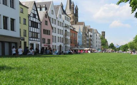 Cologne Compact: tour of the historic district of…