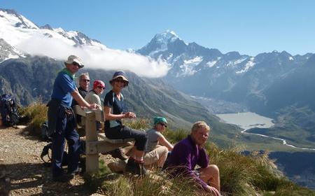 South Island 8-Day Tour