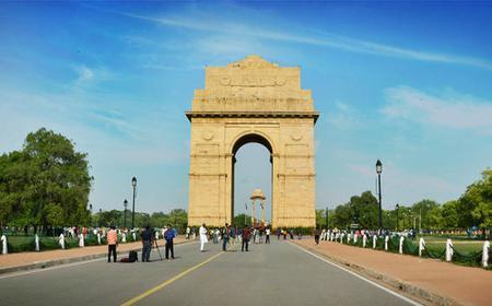 New Delhi: Full-Day Private Old & New Delhi Tour