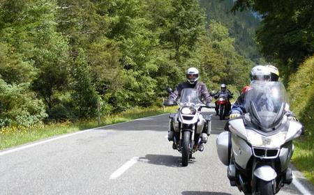South Island 11-Day Self-Guided Motorcycle Tour