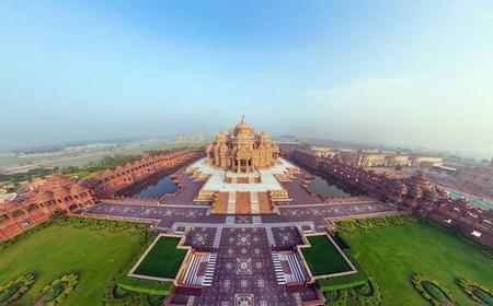 Same Day Delhi Akshardham Excursion