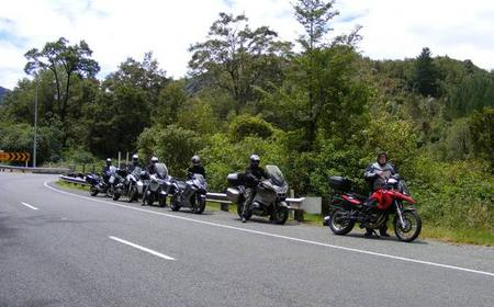 16-Day Self-Guided Motorcycle Tour of New Zealand