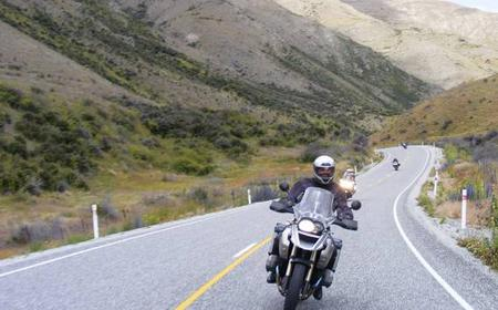 18-Day Self-Guided Motorcycle Tour of New Zealand