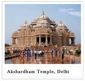Full-Day Delhi Temples Tour