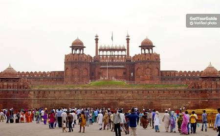 Delhi Private Full-Day Sightseeing Tour
