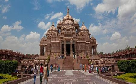 Delhi City Tour Full Day New & Old Delhi